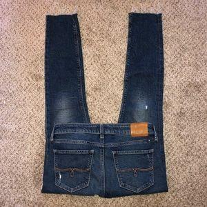 Lolita Skinny Lucky Brand Jeans NWOT size 2
